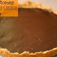 Milestones Chocolate Ganache Torte