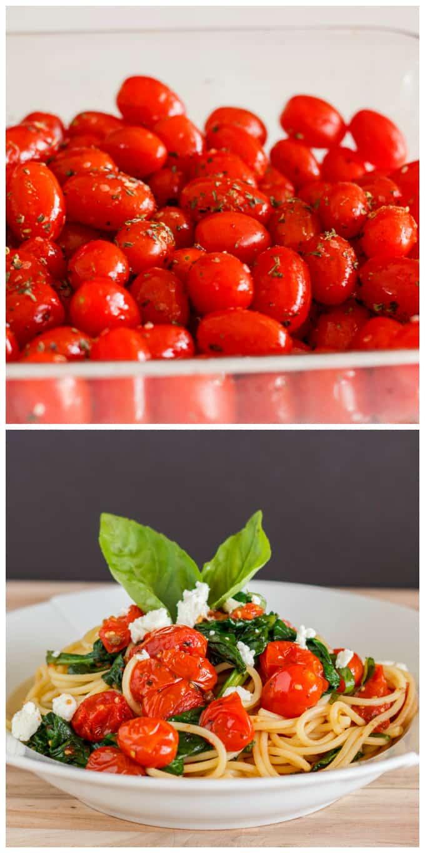 Milestones Tomato Basil Brown Rice Spaghettini 2