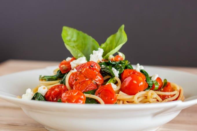 Milestones Tomato Basil Brown Rice Spaghettini 3
