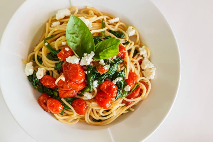 Milestones Tomato Basil Brown Rice Spaghettini 4