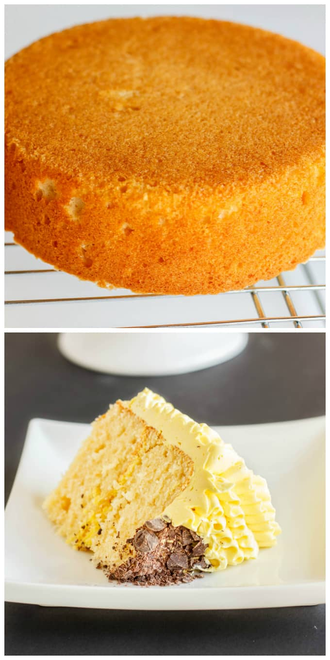 Very Basic Cake Recipe
