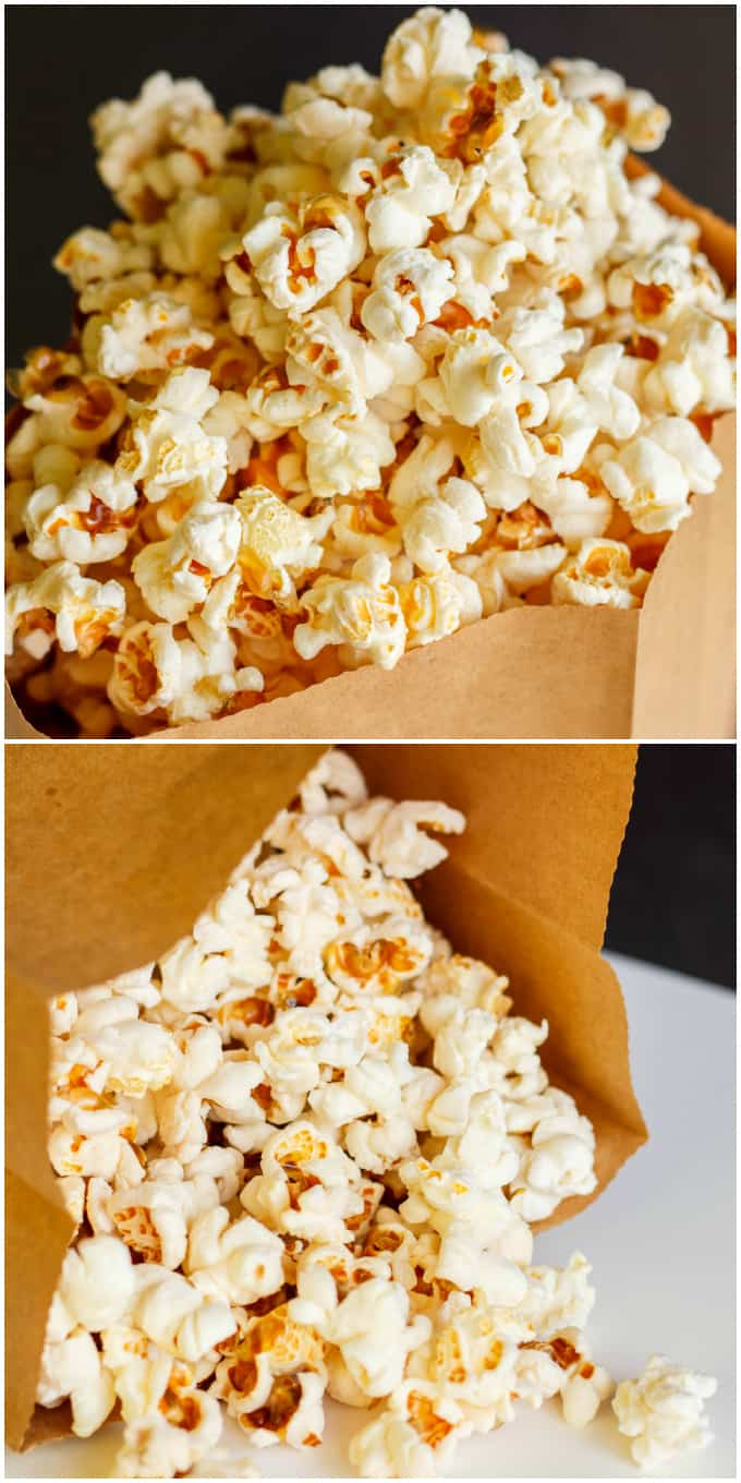 Healthy Stove Top Popcorn 1