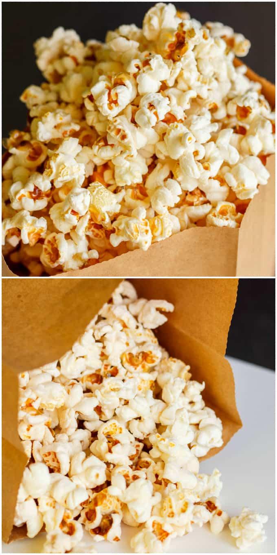 Healthy Stove Top Popcorn 1