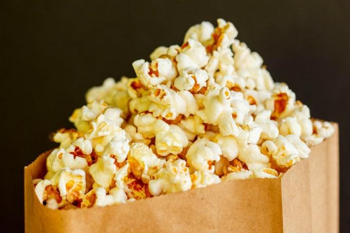 Healthy Stove Top Popcorn 2