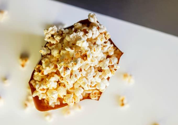 Healthy Stove Top Popcorn 3
