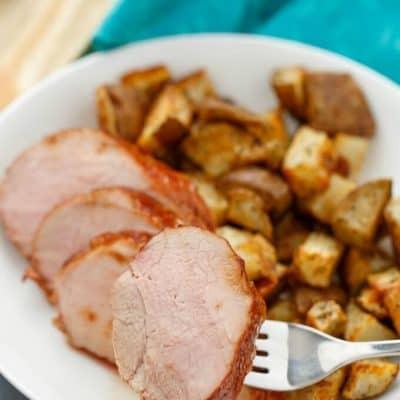 Honey-Glazed Pork Tenderloin