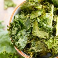Coconut Oil Kale Chips (or Any Oil!)