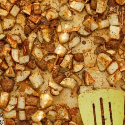 Easy and Basic Roasted Potatoes