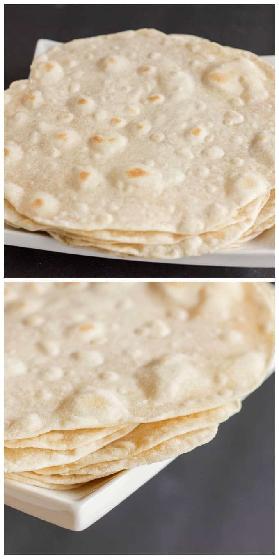 Homemade Flour Tortillas 6