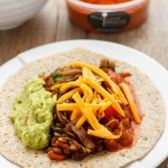 Caramelized Onion and Lentil Tacos (Vegetarian!)