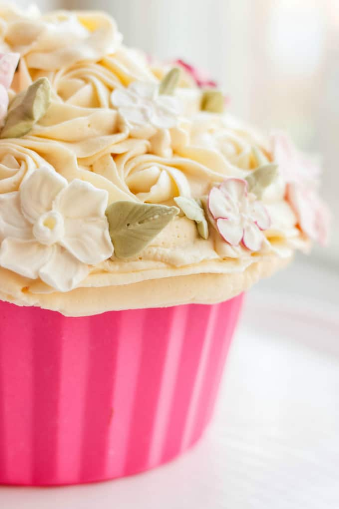 Giant Cupcake Liner Tutorial The Cookie Writer