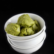 Vegan Green Tea Ice Cream