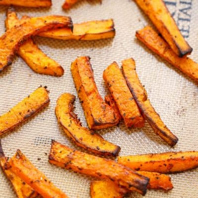 Butternut Squash Fries