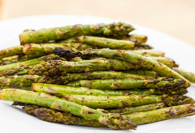 Grilled Balsamic Asparagus 3