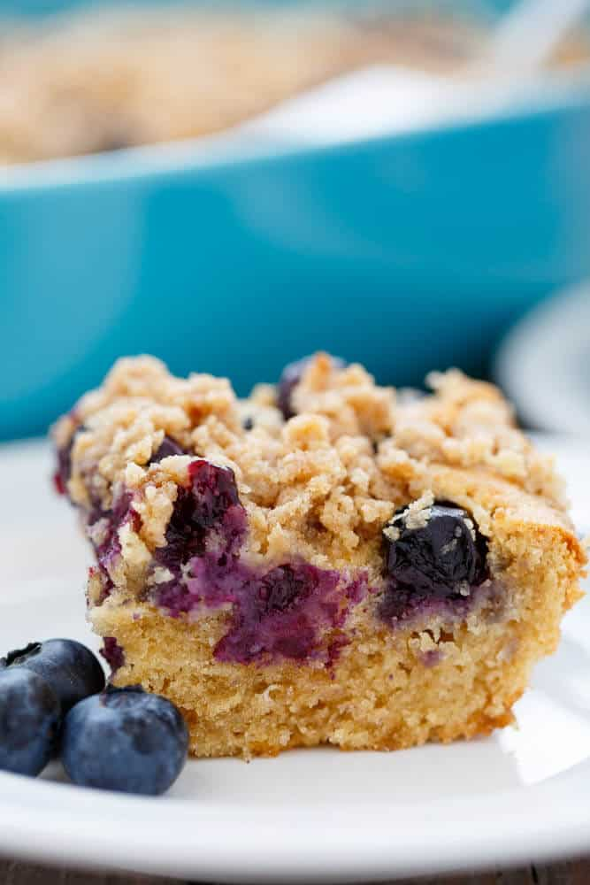 Blueberry Boy Bait #dessert