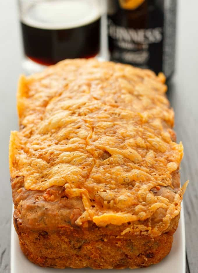 Cheese and Dill Beer Bread #cheese