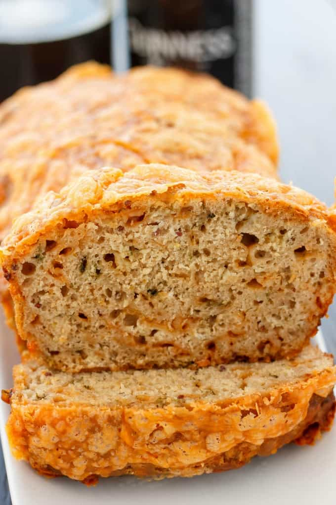 Cheese and Dill Beer Bread