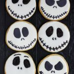 Jack Skellington Royal Icing Cookies 3