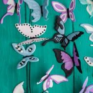 Royal Icing Butterflies Tutorial