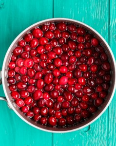 Candied Cranberries with Amaretto Liqueur 3