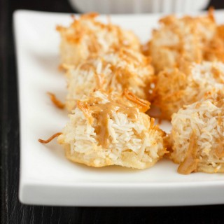Peanut Butter Coconut Macaroons Recipes — Dishmaps