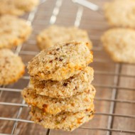 Two-Ingredient Coconut and Banana Cookies