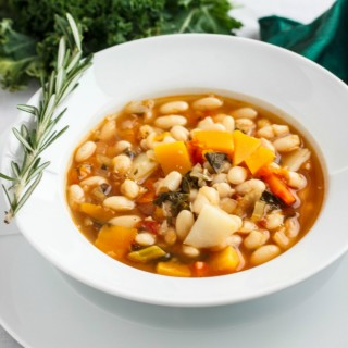 Winter Vegetable Soup 2