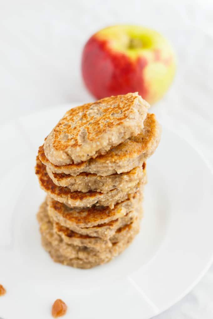 Apple Butter Pancakes 2