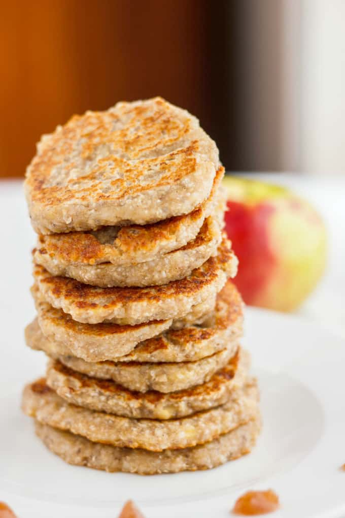 Apple Butter Pancakes 3