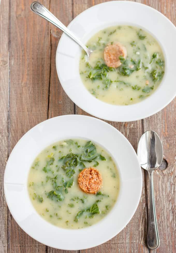 Caldo Verde Soup 1