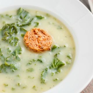 Caldo Verde Soup 4