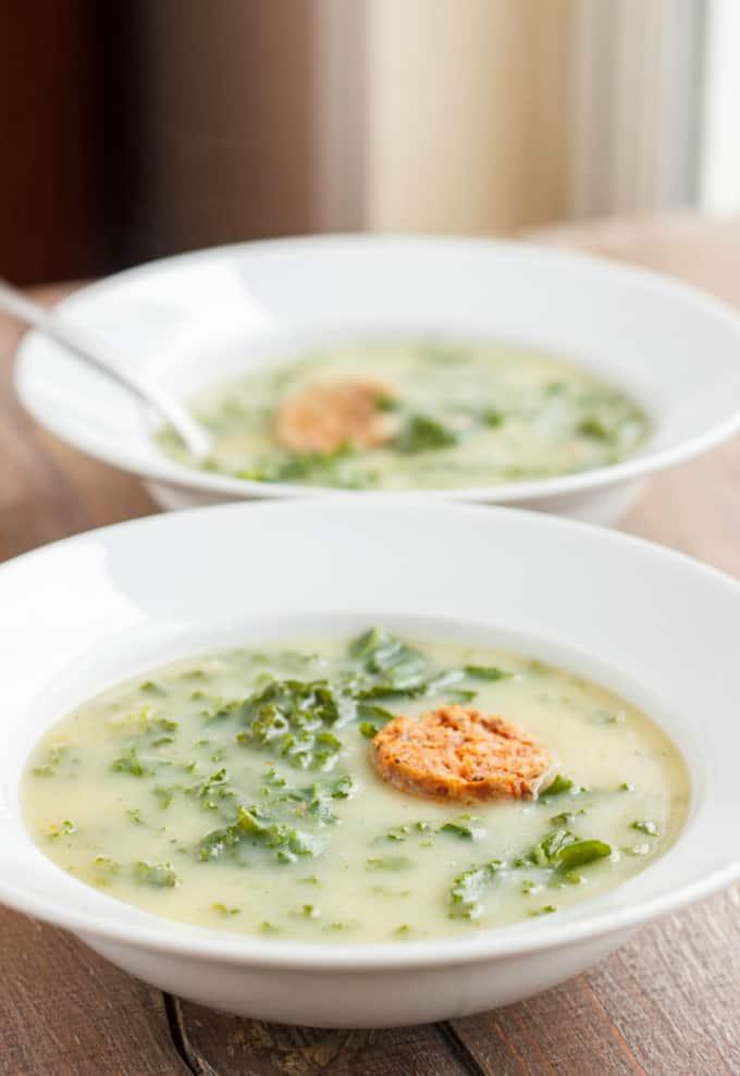 Caldo Verde Soup 6