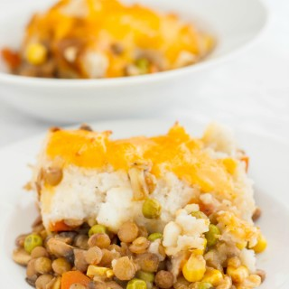 Vegetarian Shepherd's Pie (Vegan Shepherd's Pie Included.) 6