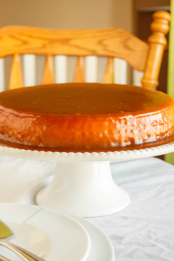 Salted Caramel Cheesecake 2