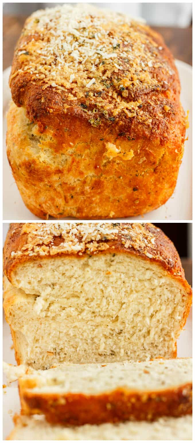 Herb and Cheese Bread 3
