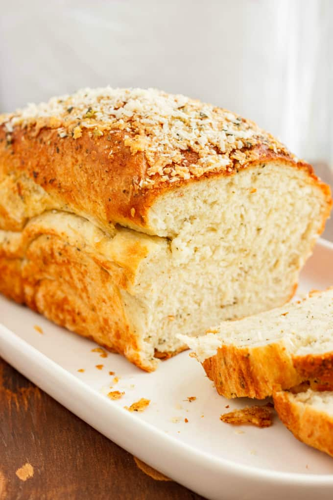 Herb and Cheese Bread 5