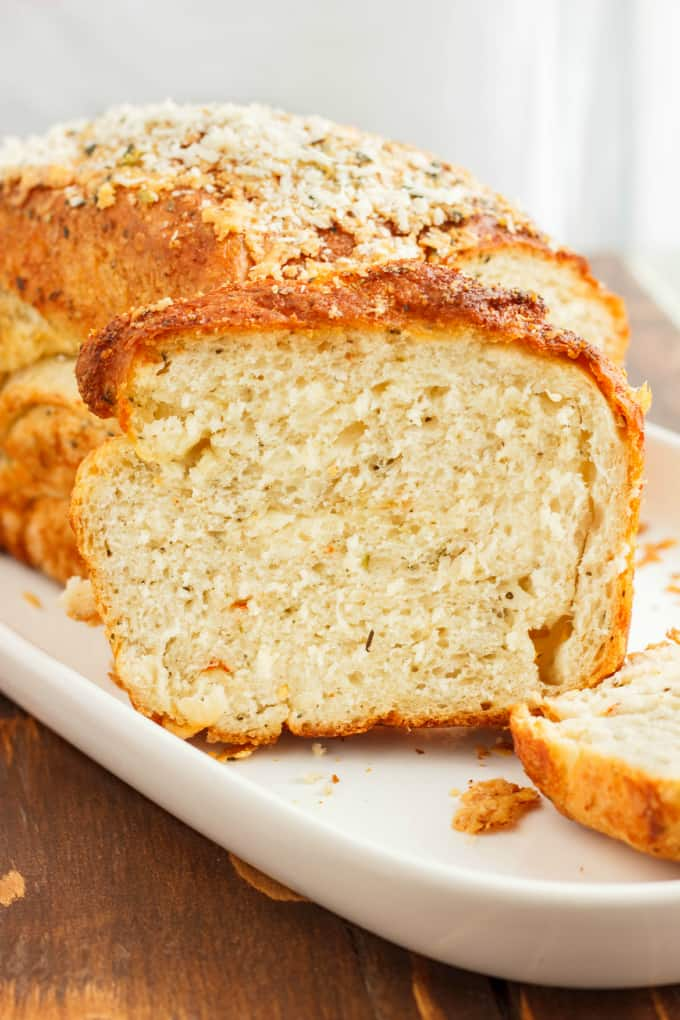 Herb and Cheese Bread 6