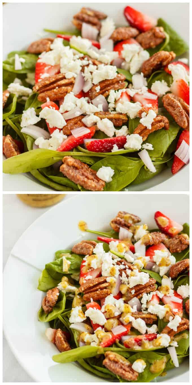 Milestones' California Spring Salad 1