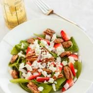 Milestones' California Spring Salad