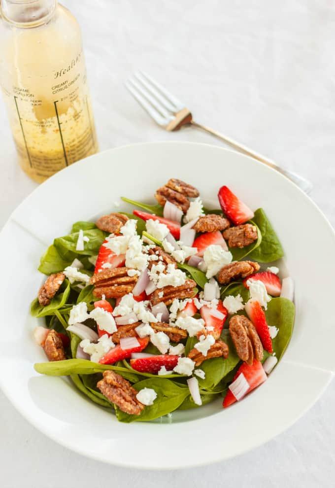 Milestones' California Spring Salad 2