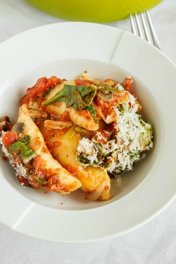 Oven-Baked Perogies in Tomato Sauce 3