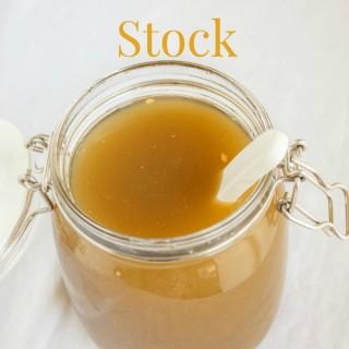 Tutorial Homemade Chicken Stock 4
