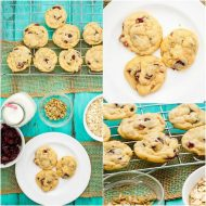 Granola Bar Chocolate Chip Cookies (Sunflower Seed Cookies)
