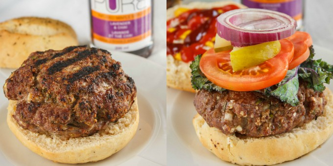 Tutorial How to Make and Grill Homemade Hamburgers 2