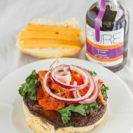 Tutorial: How to Make and Grill Portobello Mushroom Burgers