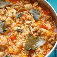 Easy Jambalaya Recipe (One-Pan)