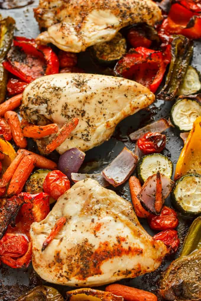 ... thecookiewriter.com/roasted-bone-in-chicken-breasts-with-vegetables