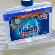 Finish® Dishwasher Cleaner Review