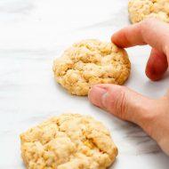 Homemade Forest Ranger Cookies