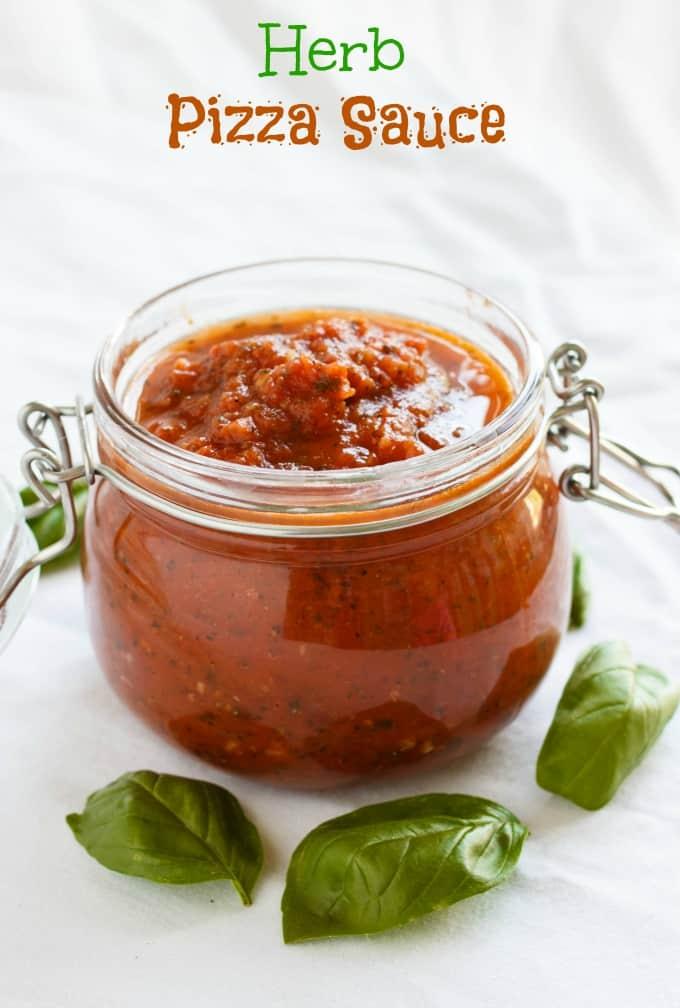 Herb Pizza Sauce 5